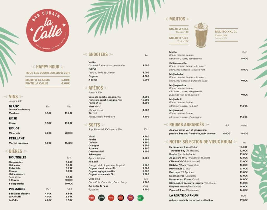 Carte_Calle